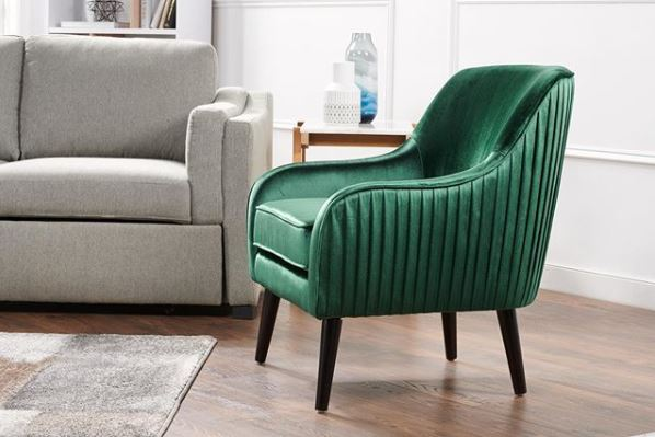 BLOG_Design Trends_Velvet Chair