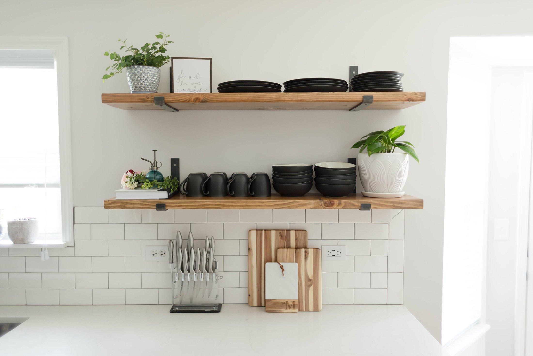 Blog Post_Open Shelving Kitchen