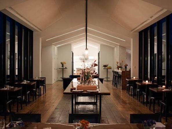 Pearl Morissette Restaurant