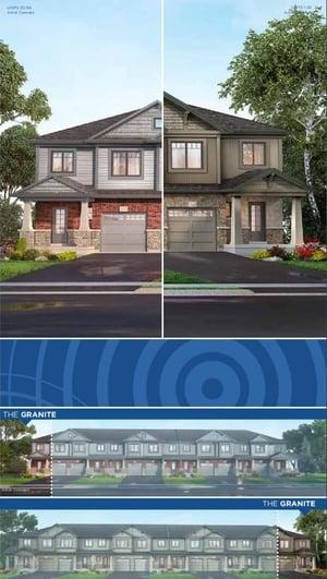 Granite Spec Home